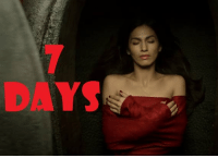 Seven days remain until THE DEFENDERS is released on Netflix.  (Nerds Love Art): DAYS Seven days remain until THE DEFENDERS is released on Netflix.  (Nerds Love Art)