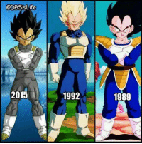 I think Vegeta looked about Perfect and the strongest in the Cell Saga. In Dragon Ball Super, his body looks kind of weird.   What do you think?   - Dragon Ball Fans: @DBSisLife  2015  1992  1989 I think Vegeta looked about Perfect and the strongest in the Cell Saga. In Dragon Ball Super, his body looks kind of weird.   What do you think?   - Dragon Ball Fans