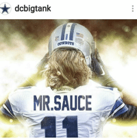 Saucing: dcbigtank  COWBOYS  PRO  NI  MR SAUCE