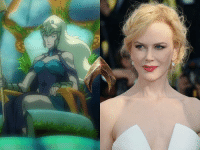 @dccomicsunited - Nicole Kidman is in talks to play Atlanna (Arthur & Orm's mother) in the Aquaman movie - Source - The Hollywood Reporter: @dccomicsunited - Nicole Kidman is in talks to play Atlanna (Arthur & Orm's mother) in the Aquaman movie - Source - The Hollywood Reporter