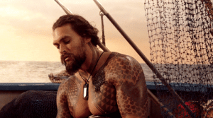 Tumblr, Blog, and Aquaman: dcmultiverse:  He's shirtless a lot. Why would I want to put him in any costumes when he looks incredible without costumes? — James Wan, director of Aquaman (2018)