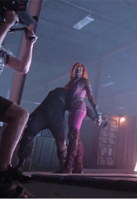 Tumblr, Blog, and Starfire: dcuniversesource:New Look at Starfire new suit.