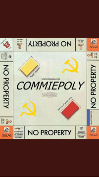 """<p>Communism works perfectly. via /r/dank_meme <a href=""""http://ift.tt/2k1xOzU"""">http://ift.tt/2k1xOzU</a></p>: dd ON  OL 09  GULAG  DISPROPAGANDA.COM  2  8  GREAT LEAP  FORWARD!  PICK UP CARD  YOU'VE BEEN  PURGED FROM  THE PARTY GO  BACK TO THE  BEGINING  TOSEEIFYOU GULAG  GET FOOD  RATIONS <p>Communism works perfectly. via /r/dank_meme <a href=""""http://ift.tt/2k1xOzU"""">http://ift.tt/2k1xOzU</a></p>"""