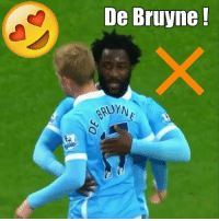 Memes, 🤖, and  Light Blue: De Bruyne  BRUYN One of De Bruyne's best performances in the light blue shirt 🙌☝