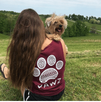 Dogs, Memes, and 🤖: De  PA Save the dogs in our NEW maroon tribal TANK TOP order now at PawzShop.com