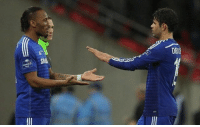 "Memes, Didier Drogba, and 🤖: DE2 Costa: ""I have always seen [Didier] Drogba as the example to follow in terms of a centre-forward. He was strong and scored loads of goals and he was a quality player. Just watching him train helped me."" 🔵🔵🔵🔵 ""Just seeing him, I was amazed. This is because — and I'm not making this up at all — I specifically used to watch Chelsea [before I joined], who are obviously a big club, just to see Drogba. He was famous and everyone would talk about him. I even liked watching him when he played for the Ivory Coast."" 🔵🔵🔵🔵 ""When I arrived here, he was never cold with me, quite the opposite. I wasn't exactly scared of him, but he was such a legend who had helped the club grow and been a part of all that."" 🔵🔵🔵🔵 ""He made history here, so could have been dismissive of me but, no, he was always fantastic with me. I will always have fond memories of him and whenever I see him, I thank him. It's not always easy for someone with so much history to be in that position."" 🔵🔵🔵🔵 ""I was playing well, scoring goals, and he would support and motivate me, whereas others might not have done the same. I take my hat off to him."" 🔵🔵🔵🔵 ""Sometimes I might go overboard, whereas there are others who, yes, they want to win, but if they don't it's no big deal for them. I'm different. I want to win and always have done since I was small. I don't know if it's in my blood or just my personality."" 🔵🔵🔵🔵 ""Not just the fans at the ground but the other Chelsea supporters and my teammates have shown that they care about me and I feel the same about them, too. If I go on to the pitch, do things well and the fans love me and my team-mates, too, we take on that energy which can change a game."" ""I don't know what it is exactly, but when the fans get behind you it gives you a boost and can change a game completely. When a game is not going your way, you need them because it gives you an extra push."""