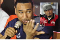 """Another One, Another One, and Basketball: DEA  ERA """"Chris Newsome says his mother once brought with her back to the US a souvenir of Mark Caguioa's popular No. 47 jersey as 'pasalubong' to the then 12-year-old. """"Seeing that jersey kind of introduced me to Philippine basketball,"""" he says.""""  IT'S not Chris Newsome's intention to reveal how old Mark Caguioa is. It's more of illustrating how he admires the player that has long been considered the face of the Barangay Ginebra franchise.  The Meralco rookie lets in on a little anecdote about how his mother once brought with her back to the US a souvenir of Caguioa's popular No. 47 jersey  as 'pasalubong' to the then 12 year old.  The Fil-Am guard admitted not knowing who Caguioa was, and actually, what the PBA in general was all about.  """"Seeing that jersey kind of introduced me to Philippine basketball,"""" he said.  The next thing he did was to look for and search a little bit on line about Caguioa, who his mother told him was among the most popular basketball players in the country.  """"So I went online, looked up who he is, looked at his picture, video clips, and all those stuff,"""" he said. """"Right there kind of start my dream of becoming a Philippine basketball player. That kind of appreciated him at all.""""  Fast forward to the present, and here is Newsome in his first PBA finals with Meralco and the Bolts are up against Caguioa and the Kings for the Governors Cup championship.  Caguioa, still a sophomore when Newsome got his jersey as a present, was naturally awed – and surprised – with the story the Meralco guard told during the pre-finals press conference at the PBA Café on Thursday.  """"He didn't know it until right now,"""" said a smiling Newsome, now the leading contender for the season's Rookie of the Year award.  Newsome said he still has the shirt back in the U.S.  """"It's actually back home in Mexico,"""" said Newsome, who attended college at the New Mexico Highlands before transferring to Ateneo to play in the UAAP. """"Yeah, I"""