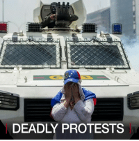 Memes, Police, and Politics: DEADLY PROTESTS 20 APR: At least three people have been killed in Venezuela in protests against the government of President Nicolas Maduro. A teenager in the capital Caracas and a woman in San Cristobal, near the Colombian border, were shot dead. A national guardsman was killed south of the capital. Tens of thousands of people rallied to demand new presidential elections and the release of jailed opposition politicians. The opposition blames President Nicolas Maduro and his predecessor, the late Hugo Chavez, for the country's economic crisis. Mr Maduro accused the opposition of attacking police. Stills courtesy of Manaure Quintero Photographer. Find out more: bbc.in-deadlyprotests Venezuela VenezuelaProtests Maduro Capriles Caracas SanCristobal Politics BBCShorts BBCNews @BBCNews