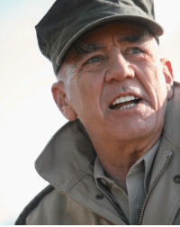 "Dear America, Today we lost a TRUE LEGEND and a Veteran that helped sooo many! We fellow Veterans can only hope to have half the impact you had to better the community! Semper Fi my friend! -Graham🇺🇸 This is a direct Statement from R. Lee Ermey's long time manager, Bill Rogin: It is with deep sadness that I regret to inform you all that R. Lee Ermey (""The Gunny"") passed away this morning from complications of pneumonia. He will be greatly missed by all of us. It is a terrible loss that nobody was prepared for. He has meant so much to so many people. And, it is extremely difficult to truly quantify all of the great things this man has selflessly done for, and on behalf of, our many men and women in uniform. He has also contributed many iconic and indelible characters on film that will live on forever. Gunnery Sergeant Hartman of Full Metal Jacket fame was a hard and principled man. The real R. Lee Ermey was a family man, and a kind and gentle soul. He was generous to everyone around him. And, he especially cared deeply for others in need. There is a quote made famous in Full Metal Jacket. It's actually the Riflemen's Creed. ""This is my rifle. There are many like it, but this one is mine."" There are many Gunny's, but this one was OURS. And, we will honor his memory with hope and kindness. Please support your men and women in uniform. That's what he wanted most of all. Semper Fi, Gunny. Godspeed. semperfi marines veteran freedom: Dear America, Today we lost a TRUE LEGEND and a Veteran that helped sooo many! We fellow Veterans can only hope to have half the impact you had to better the community! Semper Fi my friend! -Graham🇺🇸 This is a direct Statement from R. Lee Ermey's long time manager, Bill Rogin: It is with deep sadness that I regret to inform you all that R. Lee Ermey (""The Gunny"") passed away this morning from complications of pneumonia. He will be greatly missed by all of us. It is a terrible loss that nobody was prepared for. He has meant so much to so many people. And, it is extremely difficult to truly quantify all of the great things this man has selflessly done for, and on behalf of, our many men and women in uniform. He has also contributed many iconic and indelible characters on film that will live on forever. Gunnery Sergeant Hartman of Full Metal Jacket fame was a hard and principled man. The real R. Lee Ermey was a family man, and a kind and gentle soul. He was generous to everyone around him. And, he especially cared deeply for others in need. There is a quote made famous in Full Metal Jacket. It's actually the Riflemen's Creed. ""This is my rifle. There are many like it, but this one is mine."" There are many Gunny's, but this one was OURS. And, we will honor his memory with hope and kindness. Please support your men and women in uniform. That's what he wanted most of all. Semper Fi, Gunny. Godspeed. semperfi marines veteran freedom"