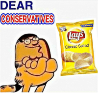 Salted: DEAR  CONSERVATIVES  Classic Salted