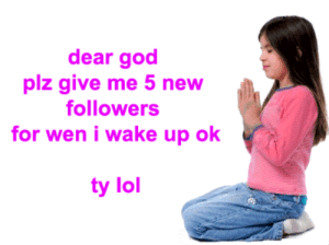 niclo121212:  temporalgearshift:  fuckaslesbian:  anubis-the-incubus:  I gained 1001 followers after I reblogged this the last time no joke  I mean, I'm calling bullshit but it's worth a go  there's no bullshit here, i for one got a couple new followers just this week  HOW THE FLYING FUCKNUGGET : dear god  plz give me 5 new  followers  for wen i wake up ok  ty lol niclo121212:  temporalgearshift:  fuckaslesbian:  anubis-the-incubus:  I gained 1001 followers after I reblogged this the last time no joke  I mean, I'm calling bullshit but it's worth a go  there's no bullshit here, i for one got a couple new followers just this week  HOW THE FLYING FUCKNUGGET