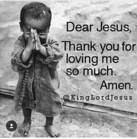 Blessed, God, and Jesus: Dear Jesus  Thank you for  loving me  so much  Amen.  in  Lord Jesus Follow: 👉 @active_faith101👈 God Jesus HolySpirit Jehova Lord Christ Bless memes sunday Somebody churchmemes memehistory Life Love My Yes Blessed instagood Bible GodBlessYou me Amazing mercy tbt You I live amen