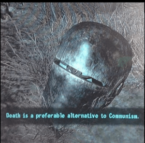 Death, Hong Kong, and Communism: Death is a preferable alternative to Communism. Hong Kong (2019)