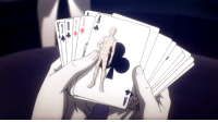 Death Parade predicted One Punch Man.: Death Parade predicted One Punch Man.