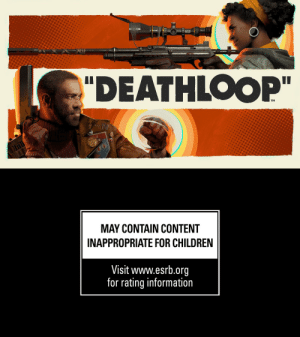 Deathloop drops Holiday 2020 on PlayStation 5 and PC. It looks wild!  https://t.co/svKtaKclSo: Deathloop drops Holiday 2020 on PlayStation 5 and PC. It looks wild!  https://t.co/svKtaKclSo