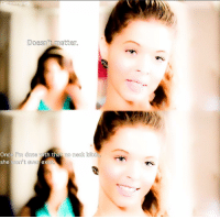 Deceivinglie  Doesn't matter,  Once  lom  done with that no neck bitch,  she wo  even exist Ali talking about Paige is really the meanest thing ever😂 I can't even remember why Ali hated Paige so much - - Emison or Paily? (Emison😌)