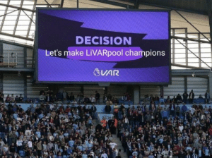 VAR summed up: https://t.co/QK0Gwlh6l1: DECISION  Let's make LiVARpool champions  VAR  3300 VAR summed up: https://t.co/QK0Gwlh6l1