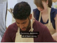Roses are red, College is long https://t.co/jeT8m73F6o: Decisions, decisions  all of them wrong. Roses are red, College is long https://t.co/jeT8m73F6o