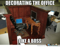 So fancy ~: DECORATING THE OFFICE  LIKE A BOSS  Mtmecenter  memecenter com So fancy ~