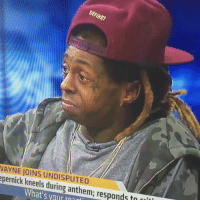 THIS is what Lil Wayne said about the race issues, stop letting headlines misguide you: DEFINE  WAYNE JOINS epernick kneels during anthem; responds  What's THIS is what Lil Wayne said about the race issues, stop letting headlines misguide you