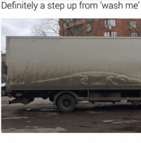 Definitely, Memes, and 🤖: Definitely a step up from wash me