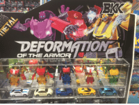 DEFORMATION  ADA  OF THE ARMO
