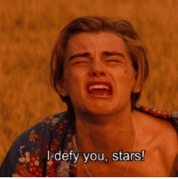 defy you, stars! Congratulations Leo... I'll miss the memes though