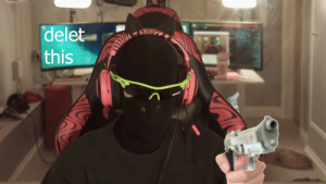 Delet This, This, and Get: delet  this  CAV MP  VEMPT  TIPT Delet or get sent to RANCH