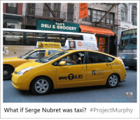 DELI HAN'S  GROCERY  THE LION KING  FESTIVAL  proiect Murphy he  What if Serge Nubret was taxi?  #Project Murphy Serge Nubret taxi meme