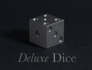 meme-mage:   Made in Italy.  Elegant, durable and precise dice. Machined from Titanium, Stainless Steel, Copper and more. Deluxe dice have been designed to combine precision and luxury in one  dice. Our aim has been to create a special collector's/gamer's piece  that goes beyond simple functionality and stands out thanks to its  original design and elegance.kck.st/1HmRCmJ : Deluxe Dice meme-mage:   Made in Italy.  Elegant, durable and precise dice. Machined from Titanium, Stainless Steel, Copper and more. Deluxe dice have been designed to combine precision and luxury in one  dice. Our aim has been to create a special collector's/gamer's piece  that goes beyond simple functionality and stands out thanks to its  original design and elegance.kck.st/1HmRCmJ