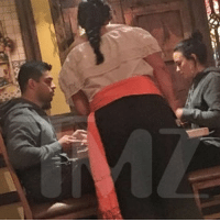 Demi Lovato, Memes, and The Weekend: Demi Lovato has what appears to be an unbreakable bond with former bf Wilmer Valderrama, because they were hanging together over the weekend. What's next? 🤔 demilovato tmz wilmervalderrama lunchdate
