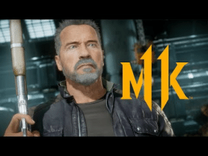 demifiendrsa:    Mortal Kombat 11 Kombat Pack – Official Terminator T-800 Gameplay Trailer  You'll be terminated. : demifiendrsa:    Mortal Kombat 11 Kombat Pack – Official Terminator T-800 Gameplay Trailer  You'll be terminated.