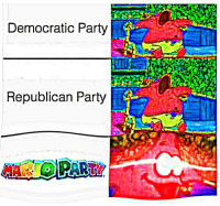 republican: Democratic Party  Republican Party