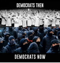 Conservative, Now, and Then: DEMOCRATS THEN  PODESTA  DEMOCRATS NOW