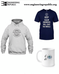Keep Calm - Engineers Will Save the World. 🤓💪 Link in bio🚀 Finally‼️ International Shipping✅ Different Colors✅ Coffee Mugs☕️ Track Orders from Website✅ 🆕www.engineeringrepublic.org 🇺🇸Domestic shipping is $3.99 for first item and $2.00 for each additional item. 🌍🌏International shipping is $7.99 for first item and $4.00 for each additional item. engineeringrepublic engineering_memes engineering engineers engineer keepcalmengineerswillsavetheworld talknerdytome engineerschangetheworld science: DENGINEERING  REPUBLIC  www.engineeringrepublic.org  KEEP  CALM  ENGINEERS  WILL SAVE  THE WORLD  ENGINEERING  REPUBLIC Keep Calm - Engineers Will Save the World. 🤓💪 Link in bio🚀 Finally‼️ International Shipping✅ Different Colors✅ Coffee Mugs☕️ Track Orders from Website✅ 🆕www.engineeringrepublic.org 🇺🇸Domestic shipping is $3.99 for first item and $2.00 for each additional item. 🌍🌏International shipping is $7.99 for first item and $4.00 for each additional item. engineeringrepublic engineering_memes engineering engineers engineer keepcalmengineerswillsavetheworld talknerdytome engineerschangetheworld science