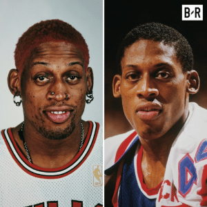 "All Star, Dennis Rodman, and Star: Dennis Rodman turns 58 today.  Absolute force at just 6'7"".  🔲 5x champ 🔲 2x DPOTY 🔲 2x All-Star 🔲 7x REB leader 🔲 5th in offensive boards 🔲 7x All-Defensive First Team 🔲 Highest single-season RPG since '72"
