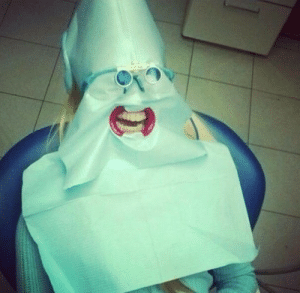 Them, You, and Scared: Dentists are scared of you just as much as youre scared of them!