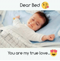 true love: Deor Bed  You are my true love..