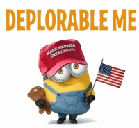 FWD: DEPLORABLE AND PROUD!!!!!!: DEPLORABLE ME  AGAIN  GREAT FWD: DEPLORABLE AND PROUD!!!!!!