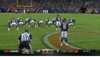 Fake, Memes, and Old: DEPORTES  AMOS  30  O'DONNELL  16  49  CHI 2 3RD 5:33 05 4th & 6 The old fake punt TD pass!  WOWOW, @ChicagoBears 😱 #DaBears #MINvsCHI https://t.co/jFIfzOoa5P