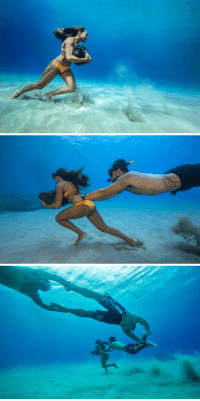 der-schwartzenmann: bae-in-maine:  kumasenpai:  fitasianwomen:  natgeotravel: Ha'a Keaulana,  daughter of Brian Keaulana and the grand daughter of legendary Buffalo  Keaulana carries a 50 pound boulder while running across the sea floor  to train for surfing. Her father teaches surfers that they should train  for a four wave hold down in case of a wipeout in big surf. At 13 second  intervals between waves, that means about a minute of being held down.  It is one thing to hold your breath in a swimming pool for a minute and  it something completely different to swim down 30 feet, pick up a huge  rock and then run as hard as you can for a minute. Thanks to her  lineage, community and training, Ha'a is a true water woman from Makaha.  Hawaiians have saltwater running through their veins and epitomize what  it means to be connected to the sea.   Photograph by @paulnicklen. Bruh   She isn't just running with a 50 pound rock, but she has three dudes acting as a drag! That is just…wow. holy hot damn!   Mera… queen of atlantis : der-schwartzenmann: bae-in-maine:  kumasenpai:  fitasianwomen:  natgeotravel: Ha'a Keaulana,  daughter of Brian Keaulana and the grand daughter of legendary Buffalo  Keaulana carries a 50 pound boulder while running across the sea floor  to train for surfing. Her father teaches surfers that they should train  for a four wave hold down in case of a wipeout in big surf. At 13 second  intervals between waves, that means about a minute of being held down.  It is one thing to hold your breath in a swimming pool for a minute and  it something completely different to swim down 30 feet, pick up a huge  rock and then run as hard as you can for a minute. Thanks to her  lineage, community and training, Ha'a is a true water woman from Makaha.  Hawaiians have saltwater running through their veins and epitomize what  it means to be connected to the sea.   Photograph by @paulnicklen. Bruh   She isn't just running with a 50 pound rock, but she has three dudes acting as a drag! That is just…wow. holy hot damn!   Mera… queen of atlantis