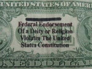 Constitutionalize: deral Endorseme  fa Deity or Relig  tates Constitution