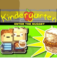 Let's Play KINDERGARTEN: Part 1 (Nugget In A Biscuit) (Watch the full video - YouTube.com-TobyGames): dergarten  ENTER THE NUGGET Let's Play KINDERGARTEN: Part 1 (Nugget In A Biscuit) (Watch the full video - YouTube.com-TobyGames)