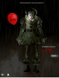 Memes, Stephen, and Film: Derry  FROM THE DIRECTOR OF MAMA ANDY MUSCHIETTI  STEPHEN KINGS  PART: 1 Ready for the new IT film?