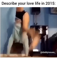 My flirting skills consist of me acting like a complete bitch, saying the wrong thing, stalking on social media & running to conclusions.... DateMe: Describe your love life in 2015:  @daddyissues My flirting skills consist of me acting like a complete bitch, saying the wrong thing, stalking on social media & running to conclusions.... DateMe