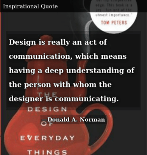 donald a norman the design of everyday things