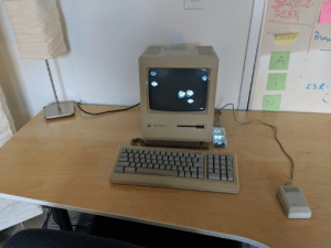 Funny, Prank, and Soon...: DESK New developer starts soon, decided to give him a prank workstation for his first day (crosspost from r/funny)