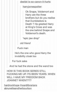 Dumbledore Is Death
