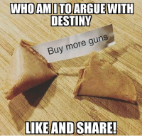 Destiny, Guns, and Memes: DESTINY  Buy more guns