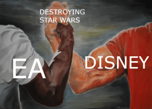 Star Wars Disney: DESTROYING  STAR WARS  DISNEY